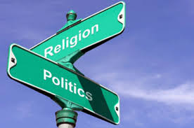 religion:politics