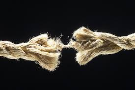 rope unraveling
